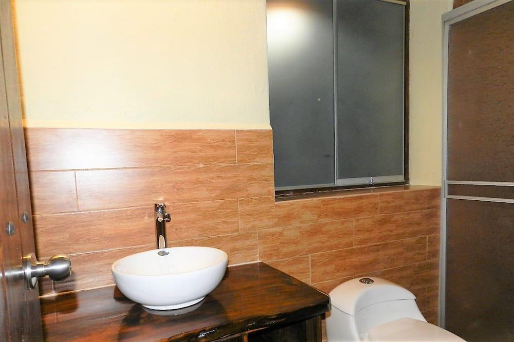 Bungalow Comfort, Łóżko king, prywatna łazienka - Łazienka