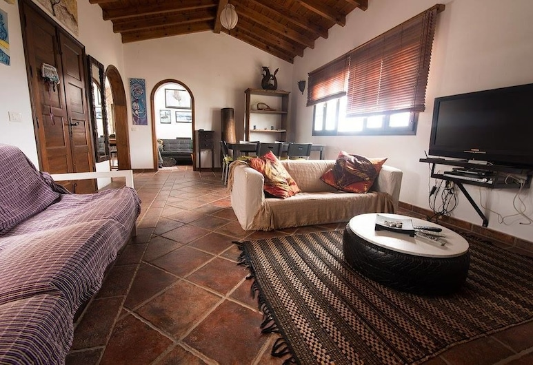 Casa Norte, La Oliva, Suite – junior, 1 dobbeltseng, ikke-røyk, Stue