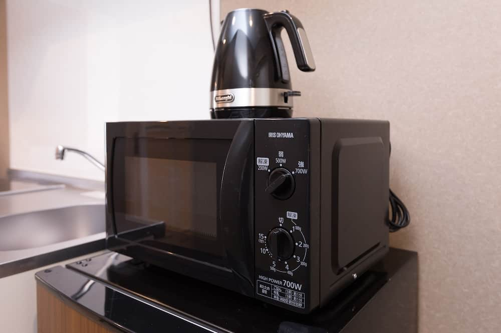 Standard Apartment - Microwave