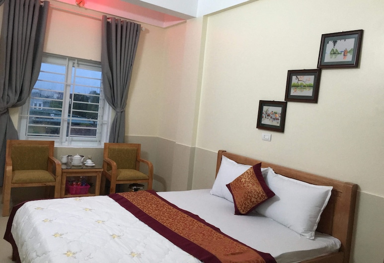 Phuong Phuong 2 Hotel, Ha Tinh, Doppelzimmer, Ausblick vom Zimmer