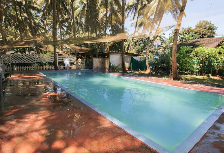 Treebo Trend Dom Pedros Haven, Uttorda, Indoor Pool