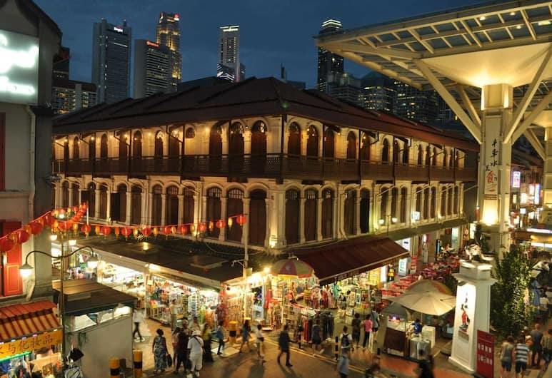 Hotel 1887 The New Opera House, Singapore, Exterior