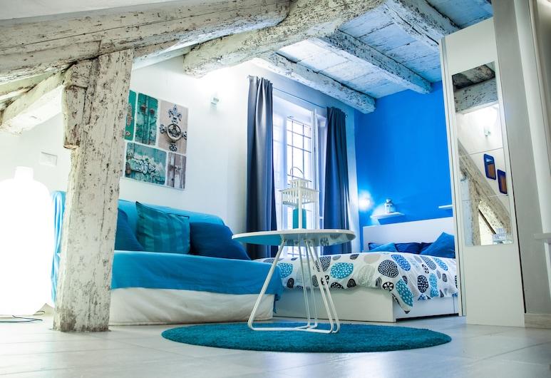 Nel Cuore di Ferrara, Ferrara, Štúdio typu Superior, Obývacie priestory