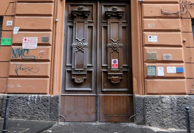 B&B City Soul Spaccanapoli, Naples, Hotel Front