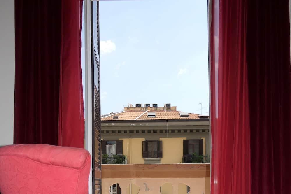 Classic-dobbeltværelse - balkon - Altan