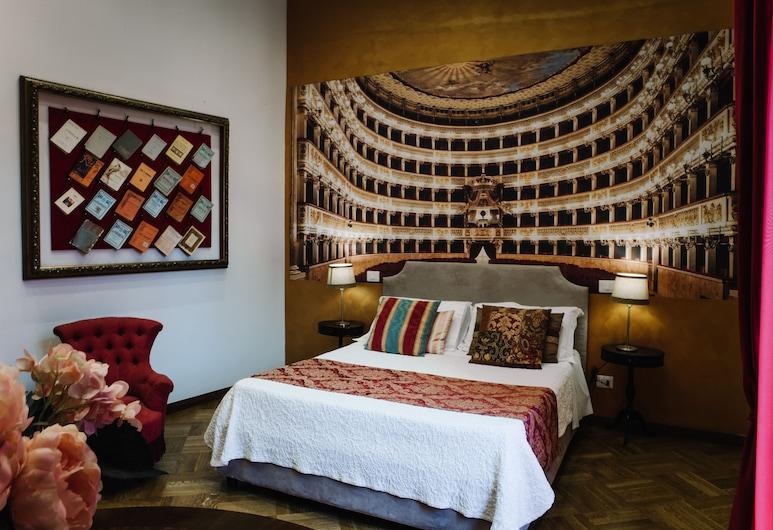 B&B City Soul Spaccanapoli, Napoli, Dobbeltrom – classic, balkong, Gjesterom