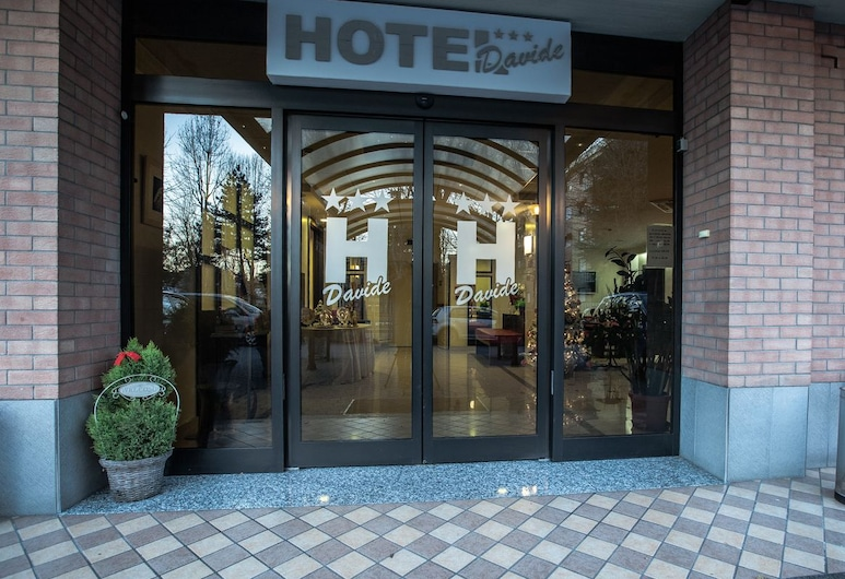 Hotel Davide, Rivoli, Hotel Entrance