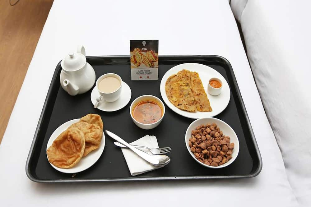 Double or Twin Room - Room Service – Dining