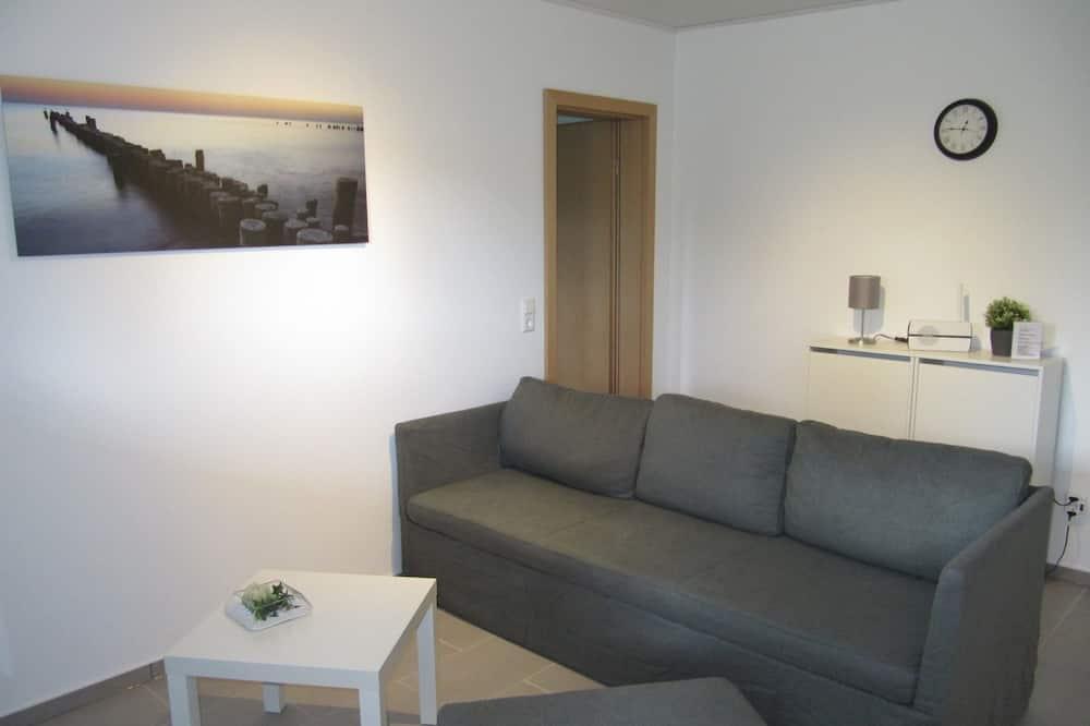 Apartamentai, terasa (Eschenkamp 14b) - Svetainė
