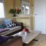 Bungalow - 3 soveværelser - privat badeværelse (Luxe) - Stue