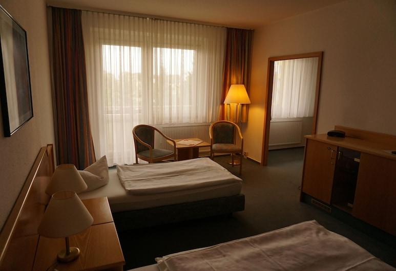 Hanse Hotel Stendal, Stendal, Pokój dla 1 osoby, Pokój