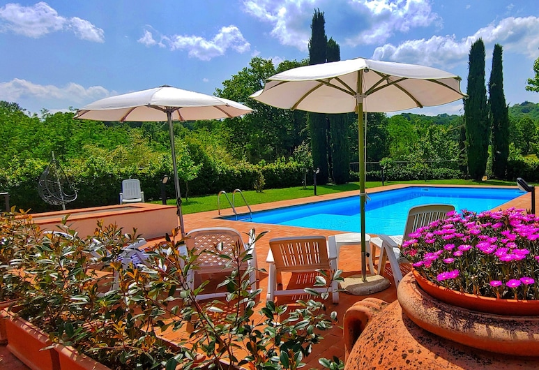 Torrebianca Tuscany, Rignano sull'Arno, Pool