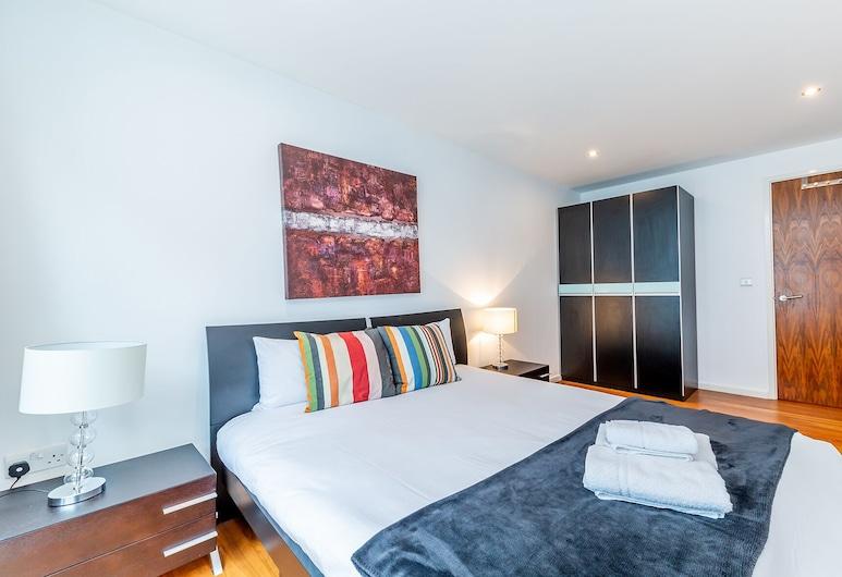 2 Bed Modern Apartment in Old Street FREE WIFI by City Stay, London, Standardlejlighed - flere senge - ikke-ryger, Værelse
