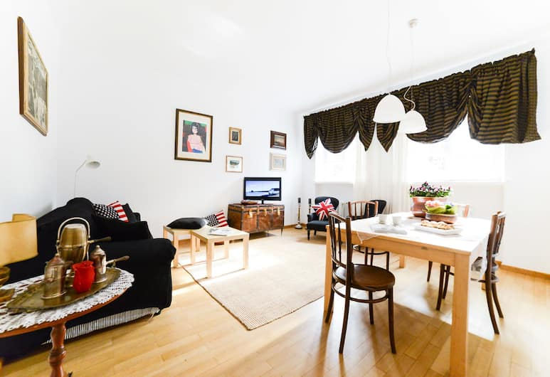 Sunny Apartment in the Old Town, Warszawa