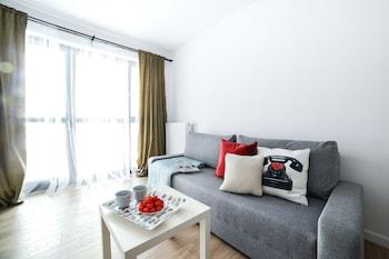 Fotografia hotela (Cosy apartment in Warsaw) v meste Varšava