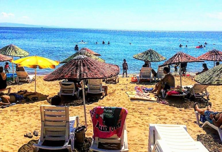 Cetin Prestige Resort, Erdek, Beach