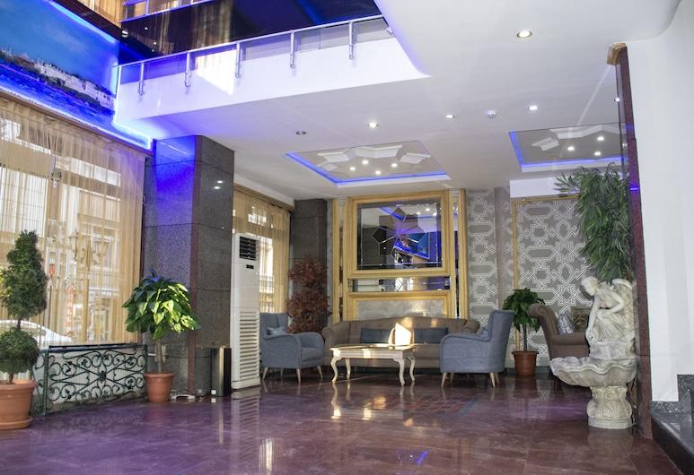 HERMANOS HOTEL, Istanbul, Lobby
