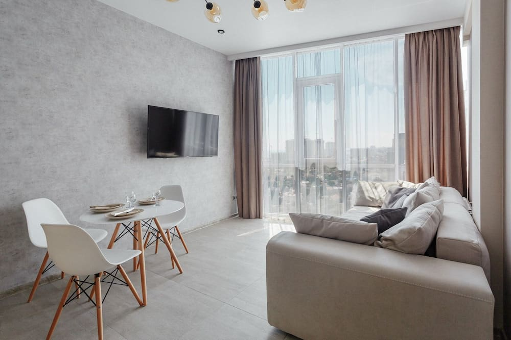Lägenhet Signature - Vardagsrum