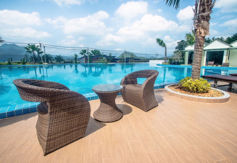 Saichon Grand View Resort, Khao Phang, Açık Yüzme Havuzu