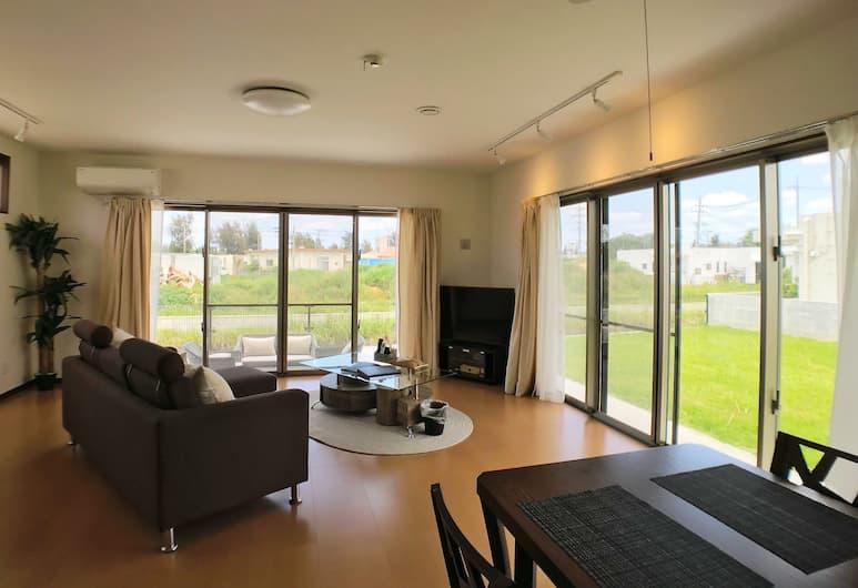 Halelea, Sumude, House (Private Vacation Home), Ruang Tamu