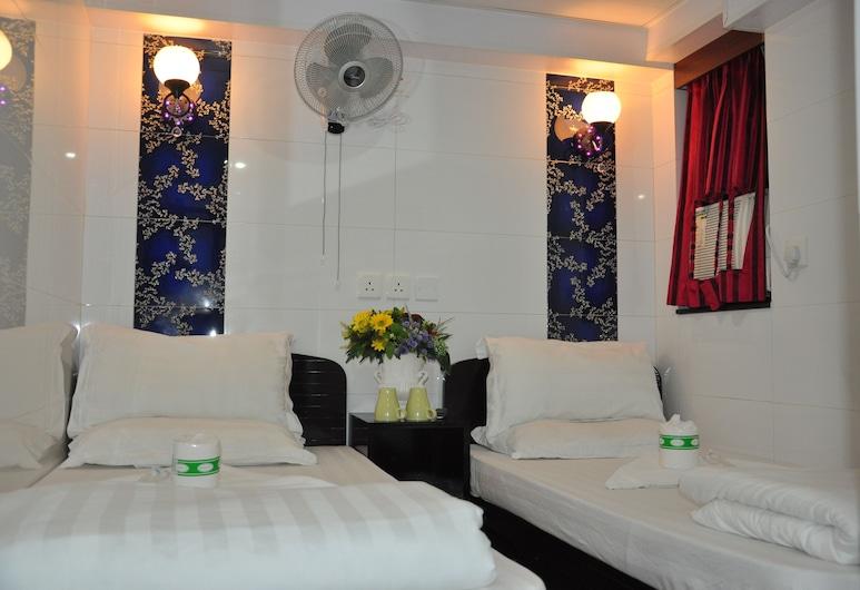 SWISS HOSTEL, Kowloon, Chambre Confort avec lits jumeaux, non-fumeurs, Chambre