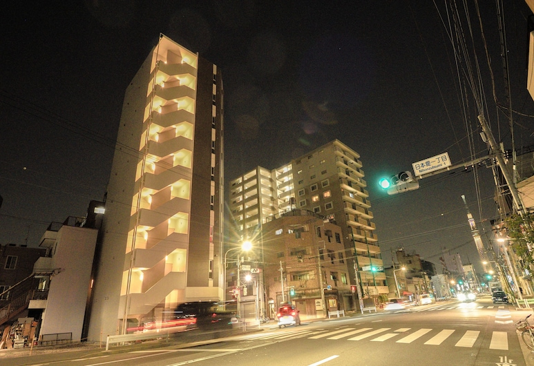 OYO 44749 One Minowa, Tokyo, Front of property - evening