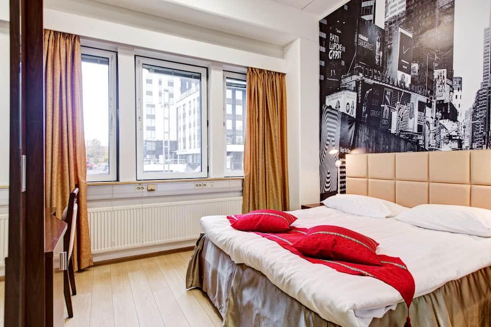Standard - kahden hengen huone, 1 suuri parisänky - Katunäkymä