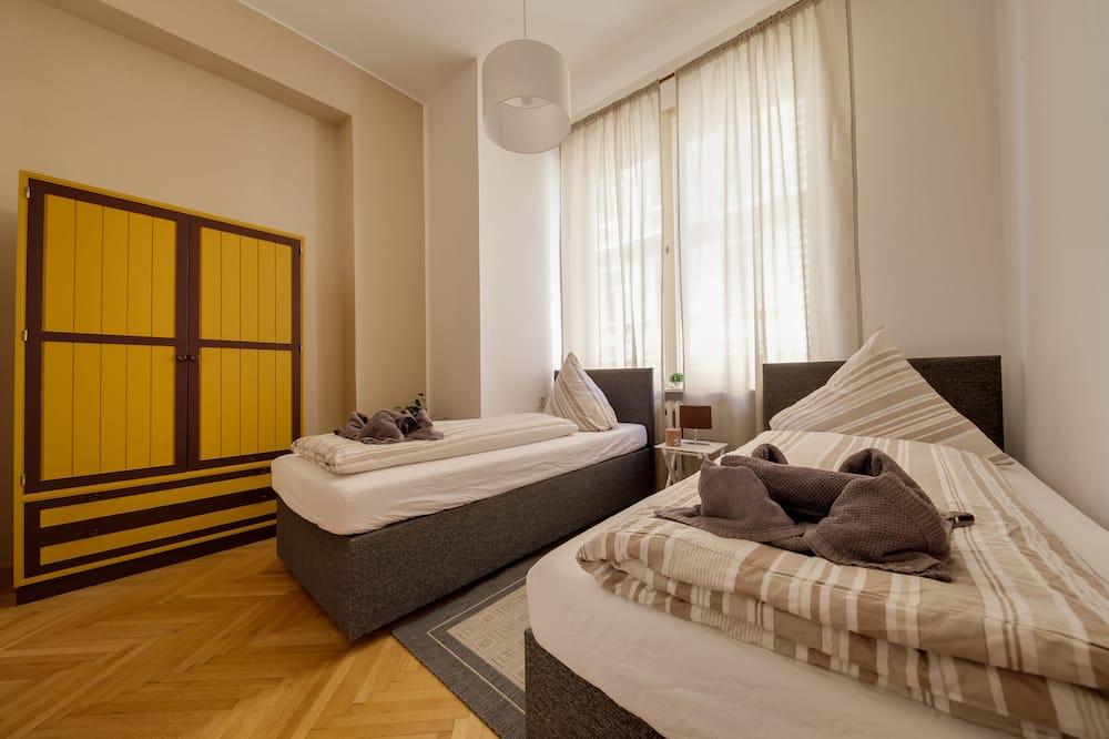 Apartmán typu Comfort, balkon - Pokoj