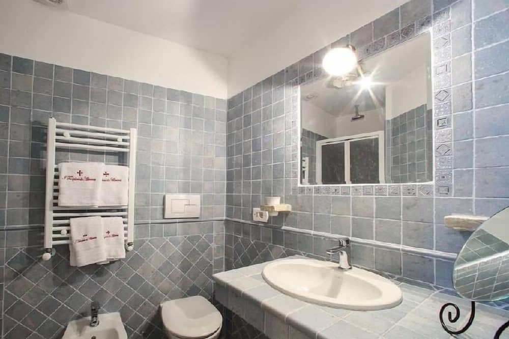 싱글룸, 싱글침대 1개 (Cavaliere) - 욕실