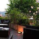 Leilighet, flere senger, ikke-røyk - Terrasse/veranda