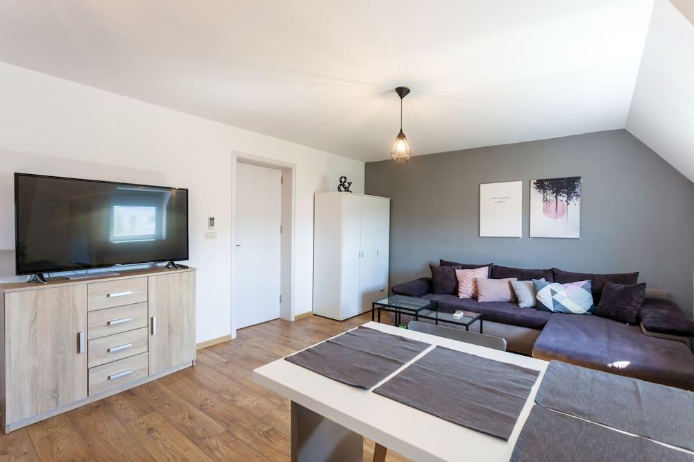 Міські апартаменти, багатомісний номер - Обіди в номері