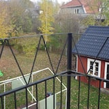 Habitación, balcón - Balcón