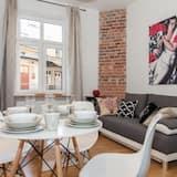 Deluxe-Apartment (APART 9) - Essbereich im Zimmer