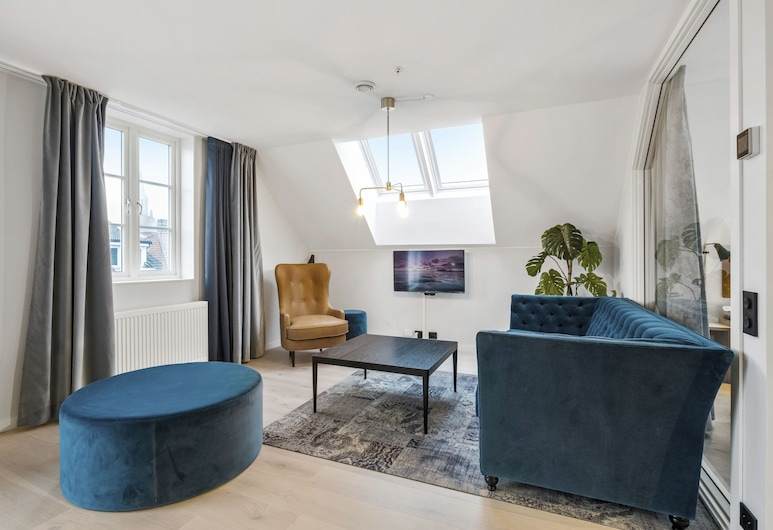 Sea Story by Frogner House Apartments, Stavanger, Standardni apartman, 3 spavaće sobe, Soba za goste