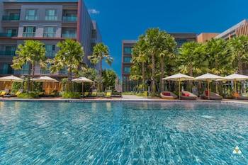 Foto av Aisana Hotel Korat i Nakhon Ratchasima