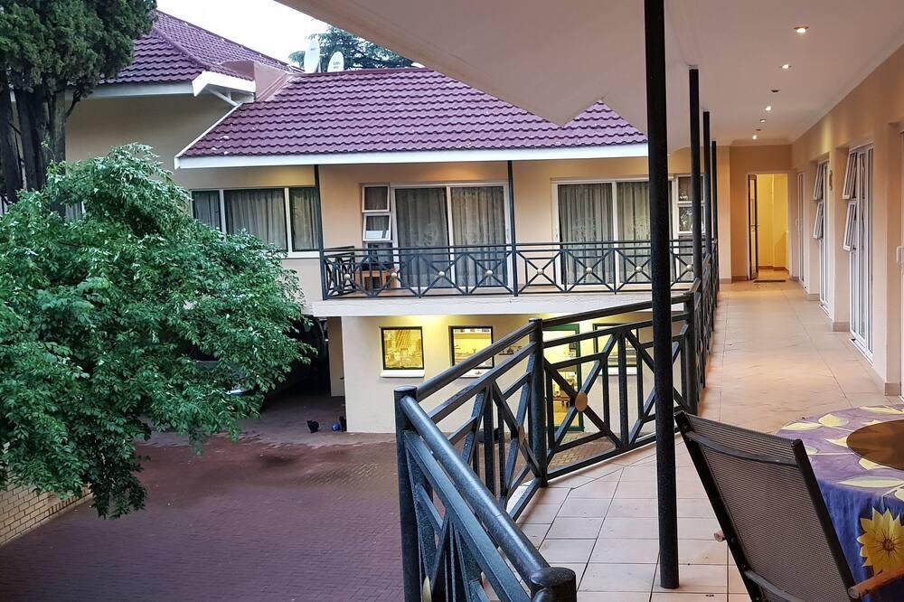 Exclusive-Zimmer - Balkon