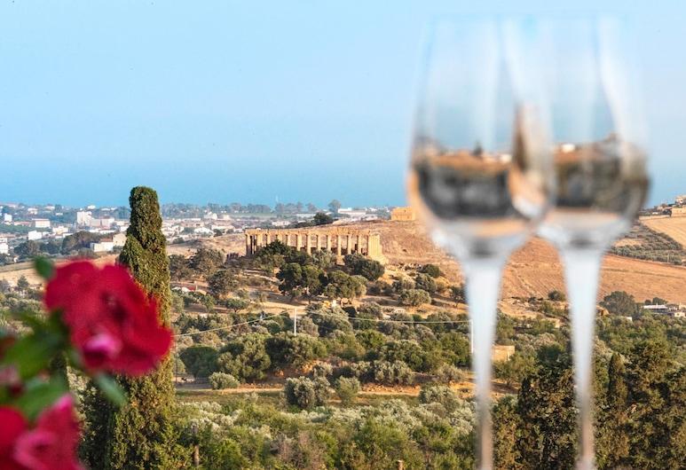 Dimora dei Templi, Agrigento, Θέα από το ξενοδοχείο