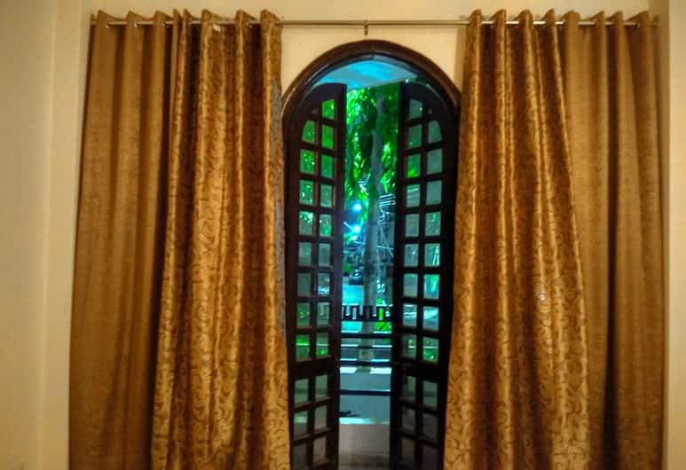 The Desire Hostel, New Delhi, Chambre Double Supérieure, Balcon