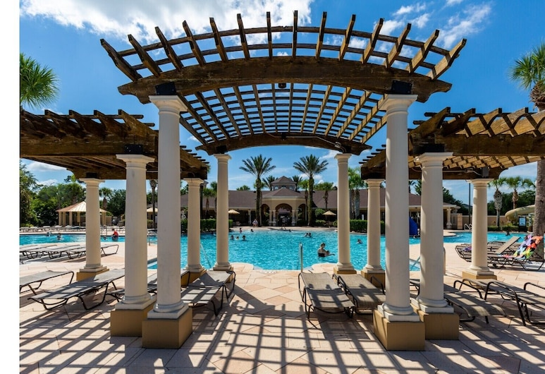 Palace in Paradise, Kissimmee, Piscina