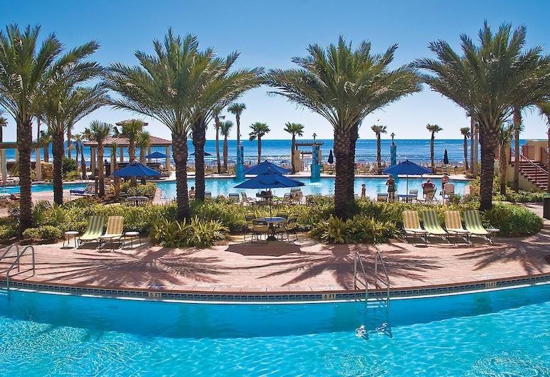Shores Of Panama 318 2 Bedroom Condo, Panama City Beach, Condo, 3 Bedrooms, Pool