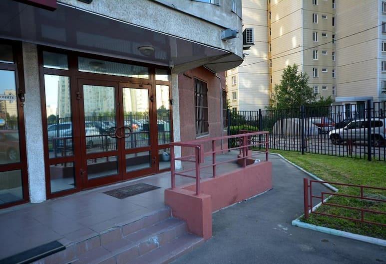 Aviator Hotel, Moskva, Hotellfasad