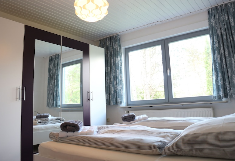 Haus Kuckucksnest, St. Peter-Ording, Apartman, balkon (Kuckucksnest 2, inc. 40€ cleaning fee), Soba