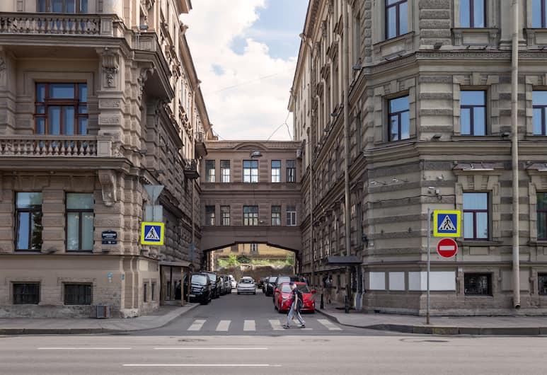 Отель «City of Rivers Эрмитаж Премиум», Санкт-Петербург