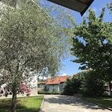 Lối vào khách sạn