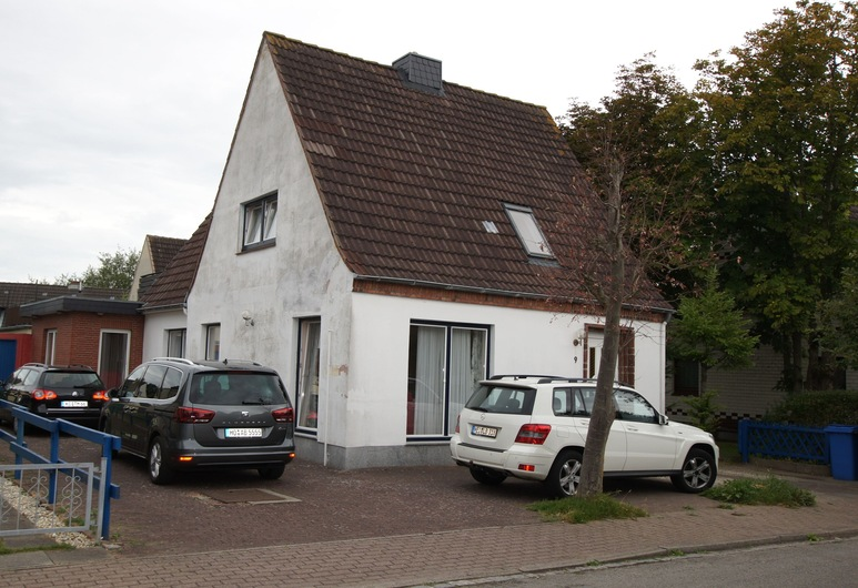 Ferienwohnungen Buchholz, Büsum, Ulkopuoli