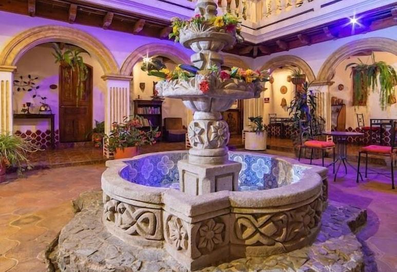 Gran Hotel Euromaya, Antigua Guatemala, Hotelový areál