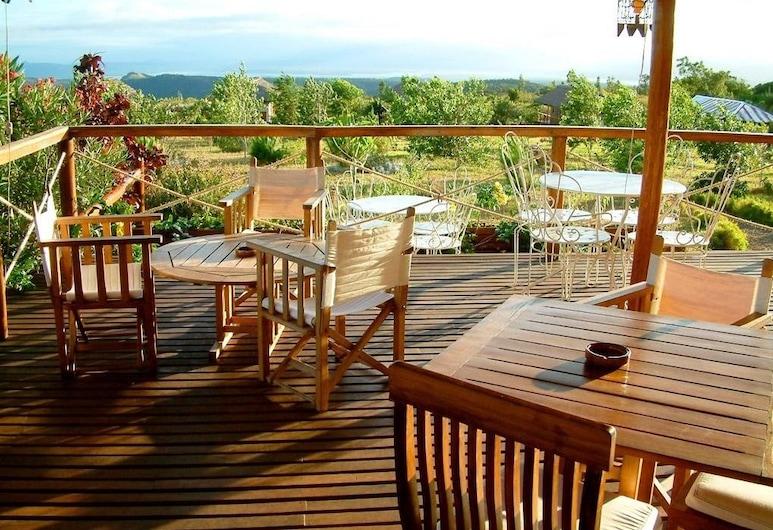 Nature Lodge , ג'ופרוויל, מרפסת/פטיו