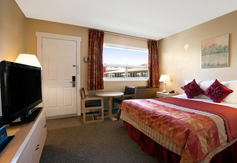 Canada Continental Hotel, Cornwall, Standard Room, 1 Double Bed, Non Smoking, Guest Room