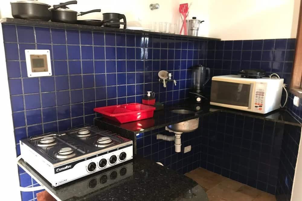 Quadruple Room, Multiple Beds, Beach View, Mezzanine - Shared kitchen