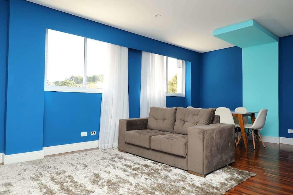Апартаменти «Делюкс», 2 спальні - Житлова площа
